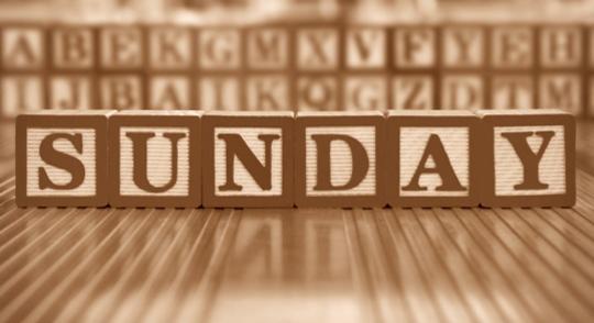 Hari-Minggu-Libur