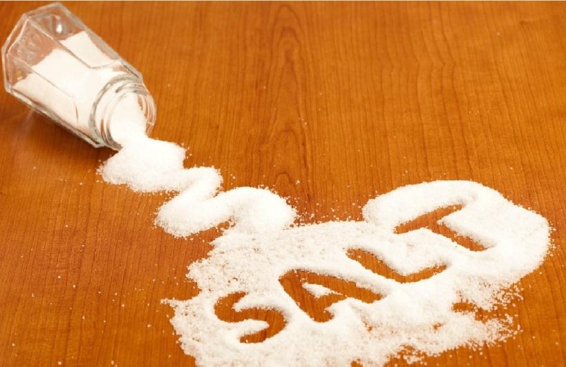 Curhatku tentang garam