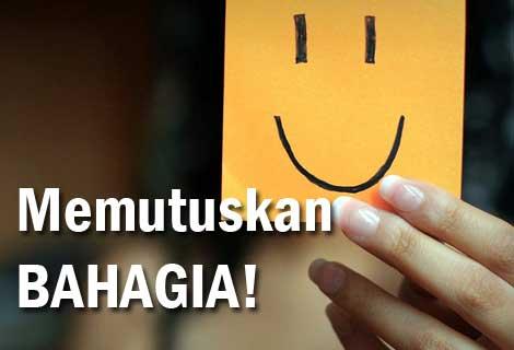 Bahagia yang sederhana